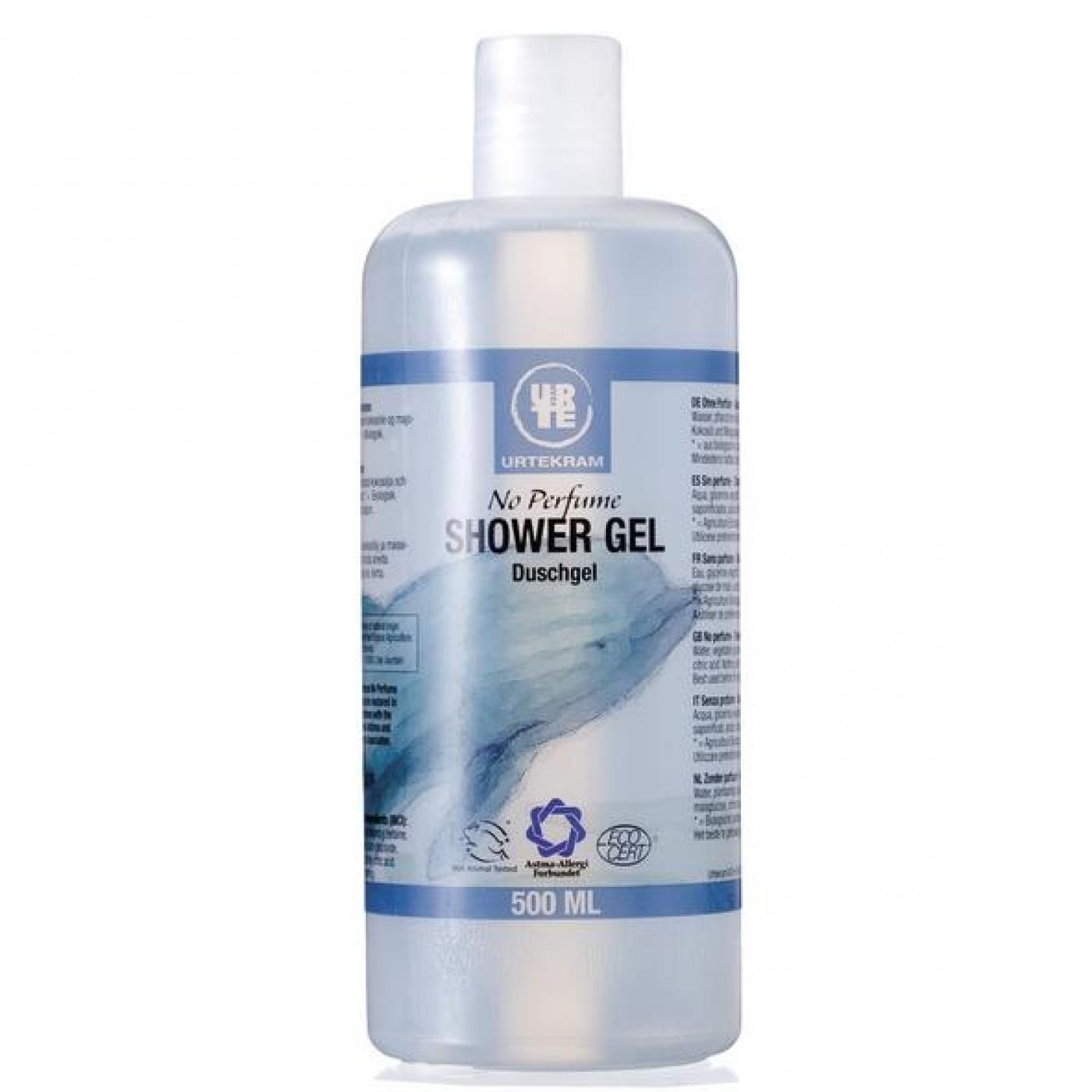 Gel de ba o sin perfume urtekram 500ml por 11 45 en - Gel de bano sin productos quimicos ...