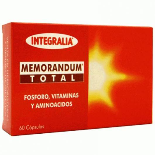 Memorandum Total Integralia, 60 cápsulas