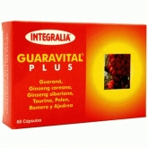 Guaravital Plus Forte Integralia, 60 cápsulas