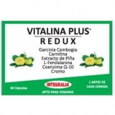 Vitalina Redux Plus Integralia, 60 cápsulas