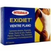 Exidiet Ventre Piatto Integralia, 60 capsule
