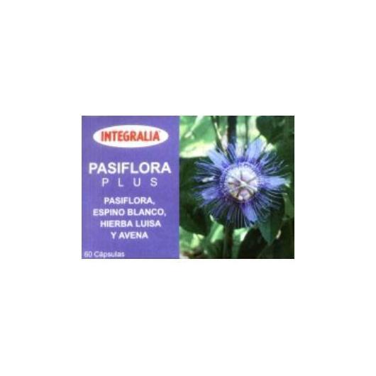Passiflora Plus Integralia, 60 cápsulas