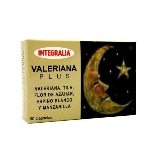 Valeriana Plus Integralia, 60 capsule