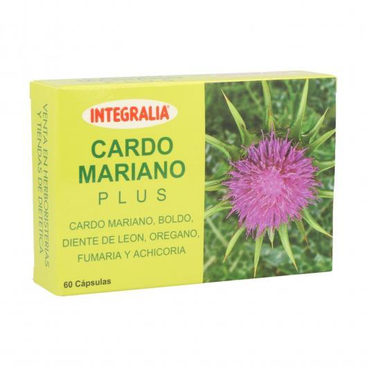 Cardo Mariano Plus Integralia, 60 capsule