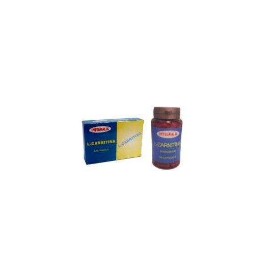 L-Carnitina 500 mg Integralia, 90 cápsulas