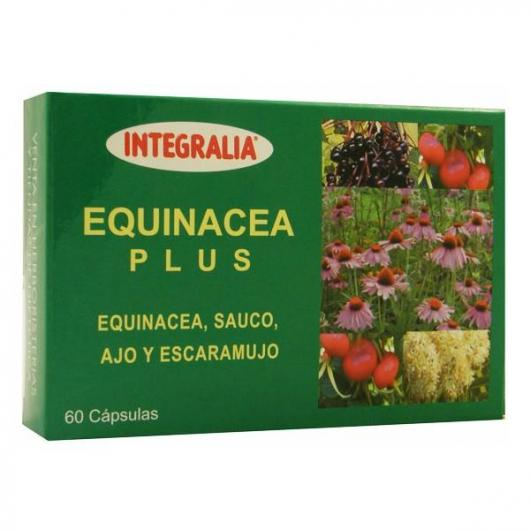 Equinacea Plus Integralia, 60 capsule