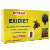 Exidiet Integralia, 20 ampollas