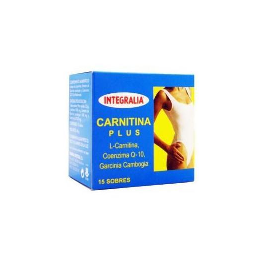 Carnitina Plus Integralia, 15 bustine