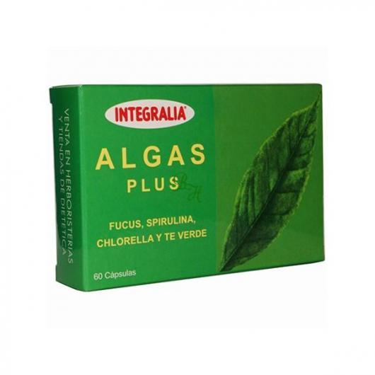 Algas Plus Integralia, 60 cápsulas