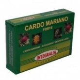 Cardo Mariano Forte Eco Integralia, 60 cápsulas