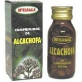 Alcachofra 500 g Integralia, 60 comprimidos