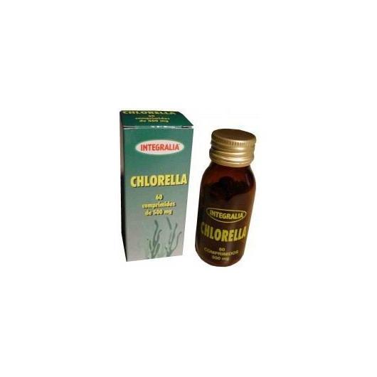 Clorella 500 g Integralia, 60 comprimidos