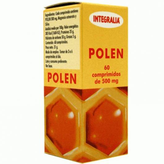 Polen Integralia, 60 comprimidos