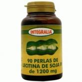Lecitina de soja 1200 g Integralia, 90 pérolas