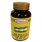 Lecitina di Soia 540 g Integralia, 80 perle