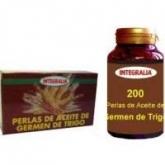 Pérolas de germe de trigo Integralia, 200 pérolas
