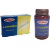 L-Carnitina 500 mg Integralia, 60 cápsulas