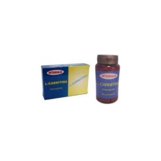 L-Carnitina 500 mg Integralia, 60 capsule