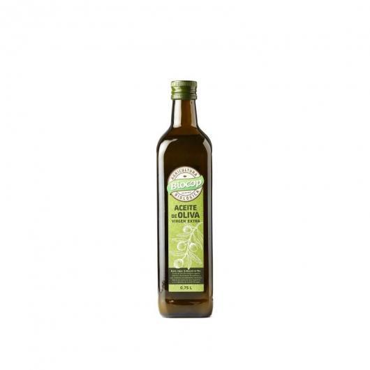Olio extra vergine d'oliva Biocop, 75cl