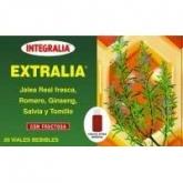 Extralia Integralia, 20 fiale