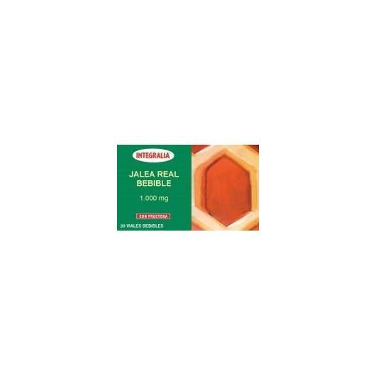 Jalea Real 1000 g Integralia, 20 viales
