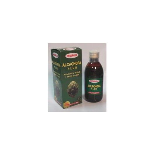 Sciroppo Carciofo Plus S/A Integralia, 250 ml