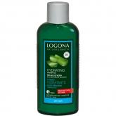 Champô hidratante aloe vera Logona, 250 ml
