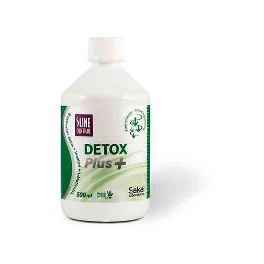 Sline Control Detox Plus + Sakai, 500 ml