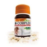 Complexo B MgDose, 60 comprimidos
