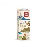 Bebida de arroz, avelã e amêndoas Lima