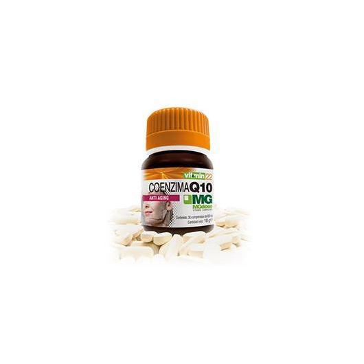 Coenzima Q10 Mgdose, 30 comprimidos