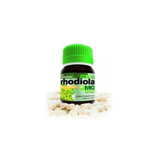 Rhodiola Mgdose, 30 comprimidos