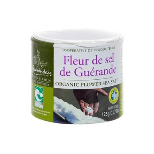 Fiore di sale di Guerande