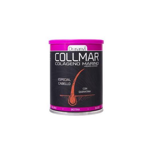 Colágeno marino con queratina Collmar Cabello Drasanvi, 275 g
