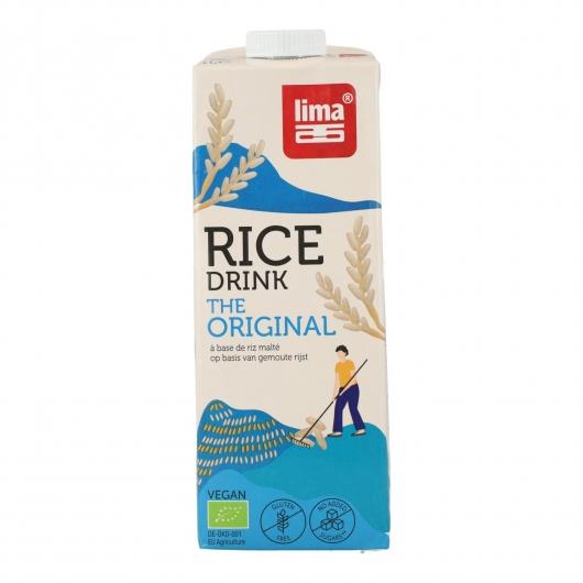 Boisson au riz Rice Drink Original Lima, 1 L