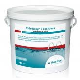 Cloro multifunción sin cobre Chlorilong 10 kg Bayrol