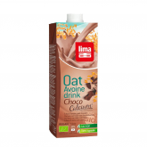 Lima choco-calcium rice drink 1ltr