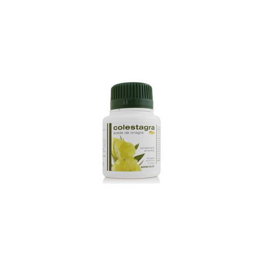 Colestagra  Aceite de Onagra  Soria Natural, 100 perlas
