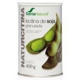 Naturcitina Lecitina di soia granulato Soria Natural, 400 grammi