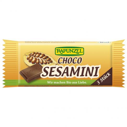 BARRETTA SESAMINI CHOCO RAPUNZEL, 4x27 G