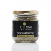 Pate de Tofu e Alcachofra Bio Ahimsa, 125g