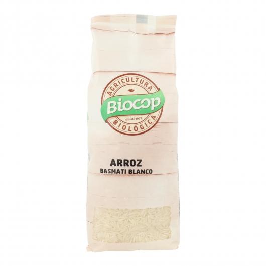 Riz Basmati blanc BIOCOP, 500 g