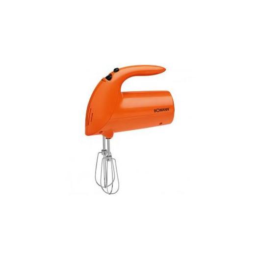 Batidora de Mano HM 350 Bomann, Naranja