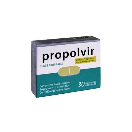 Propolvir Bioserum, 30 cápsulas