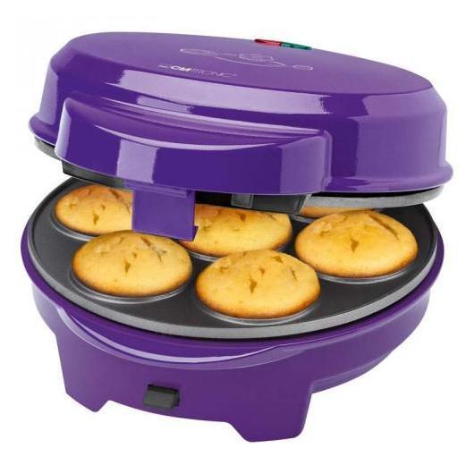 Máquina de hacer Donuts Muffin y Pops Cake DMC 3533 Clatronic