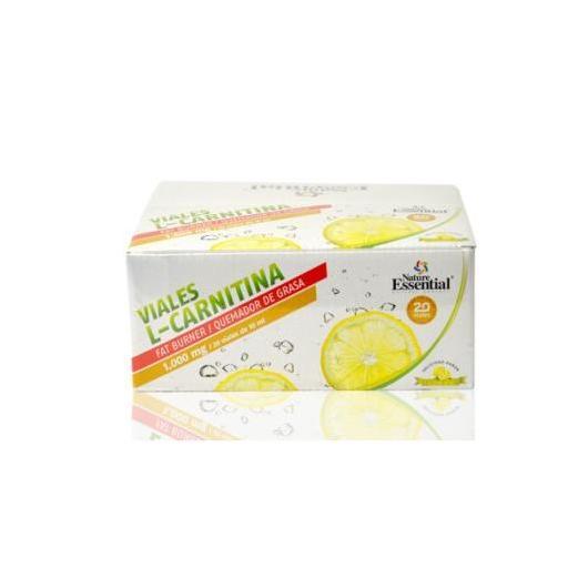 L-Carnitina 1000 mg Nature Essential, 20 fiale