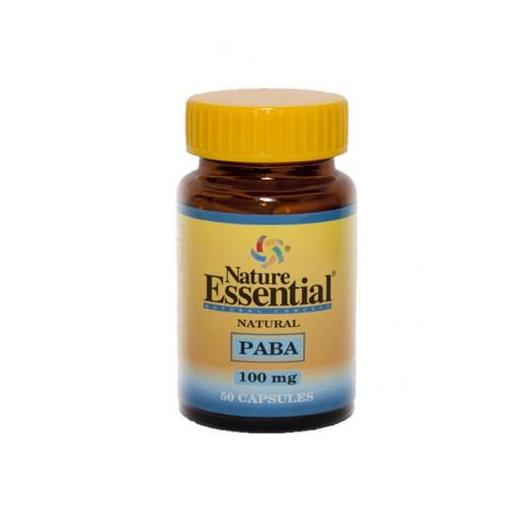 Paba 100 Mg Nature Essential, 50 Capsule