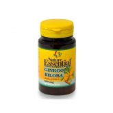 Ginkgo Biloba 500 Mg Nature Essential, 60 tavolette