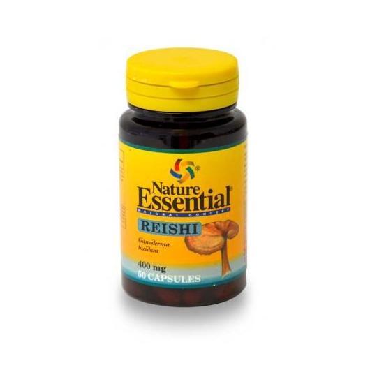 Reishi ( Micelio ) 400 Mg Nature Essential, 50 Cápsulas