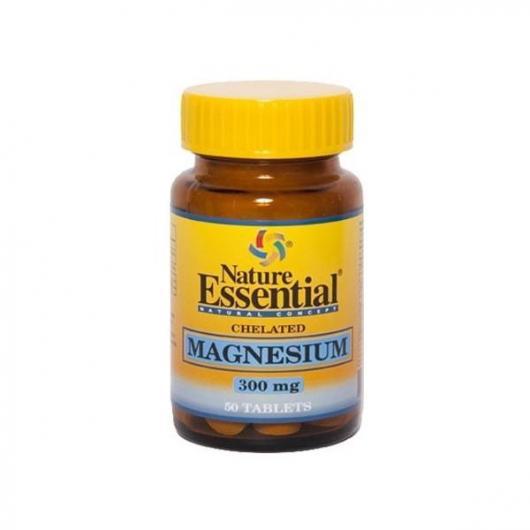 Magnesio (Chelato) 300 mg Nature Essentials, 50 capsule